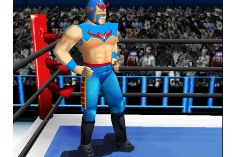 WCW vs. nWo: World Tour Screenshots | GameFabrique