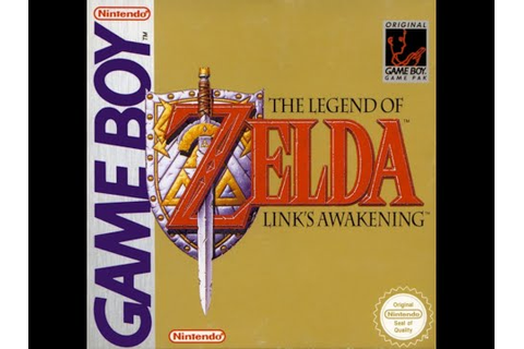 Overworld Theme [The Legend of Zelda: Link's Awakening ...