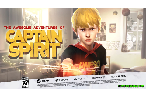 THE AWESOME ADVENTURES OF CAPTAIN SPIRIT TORRENT - FREE ...