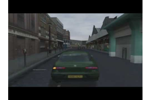 The Getaway - Mission 1 - The Frightener - YouTube