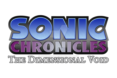 Sonic Chronicles 2 : The Dimensional Void | Wiki Fantendo ...