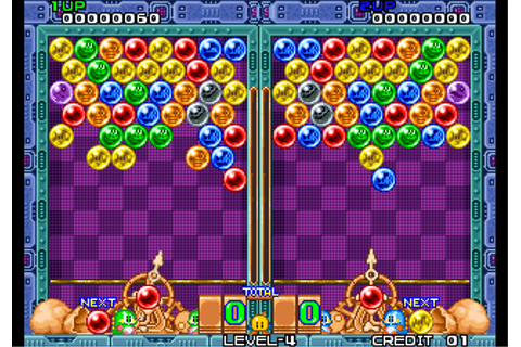 Most Wanted Downloads: Puzzle Bobble Game For PC Download Free