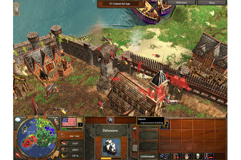 Age Of Empires 3 Game - Free Download Full Version For Pc
