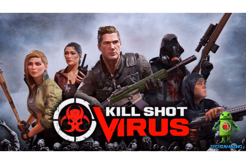 KILL SHOT VIRUS (Android/iOS) Gameplay Trailer Video - HD ...