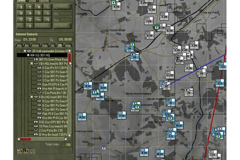 Command Ops: Battles from the Bulge - Game Concepts (4 of ...
