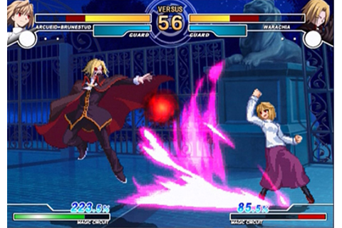 Melty Blood - Actress Again (Japan) ISO