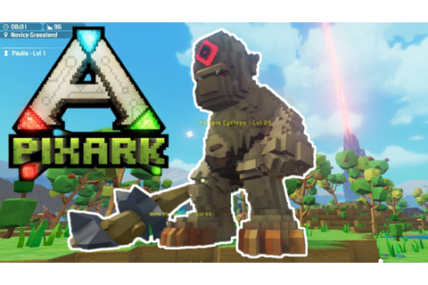 Pixark download - game for PC via X-gamex.com Team