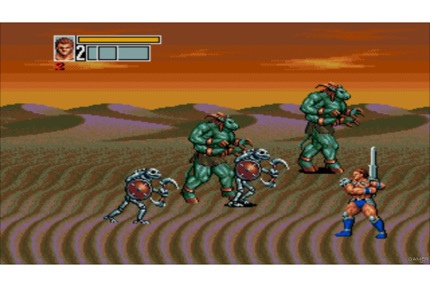 Golden Axe III (1993 video game)
