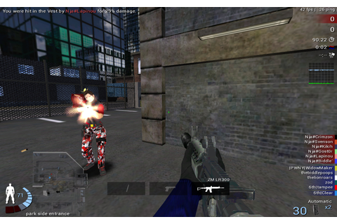 Urban Terror 4.2.023 full pack (ALL OS) file - Indie DB
