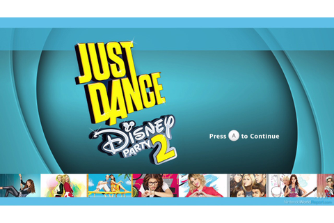 Just Dance Disney Party 2 - Game - Nintendo World Report
