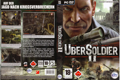 UberSoldier II Crimes Of War Full PC Game - My On HAX