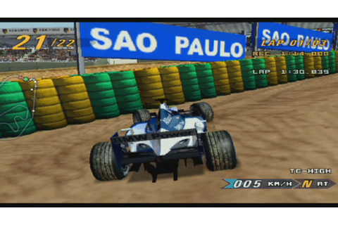 Grand Prix Challenge F1 2002 (Classic F1 Games Revisited ...