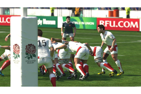 Rugby World Cup 2011 (video game): The Final - England Vs ...