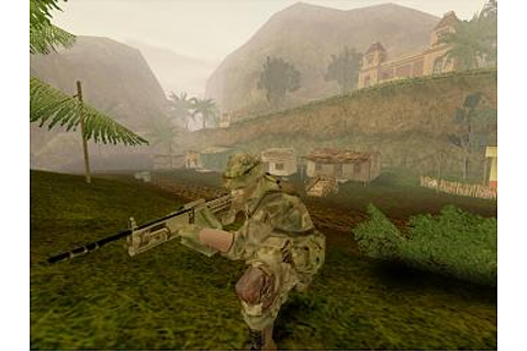 Screens: Tom Clancy's Ghost Recon: Jungle Storm - PS2 (52 ...