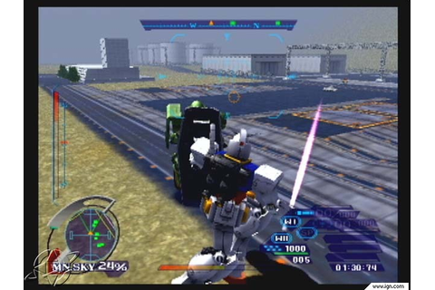 Mobile Suit Gundam Journey to Jaburo PS2 ISO Download