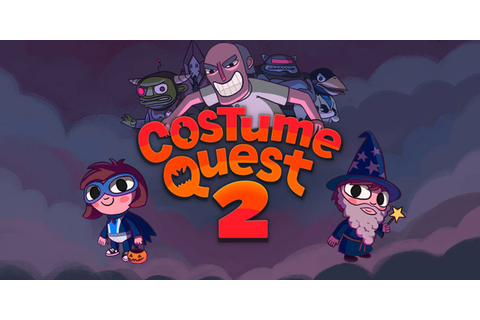 Costume Quest 2 | Wii U download software | Games | Nintendo