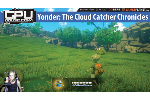 Yonder: The Cloud Catcher Chronicles [ Raw PC Let's Plays ...