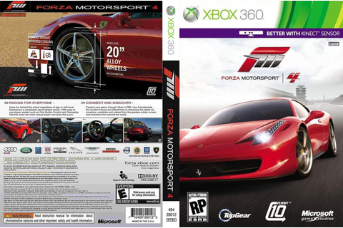 Forza Motorsport 4 Xbox360 free download full version ...