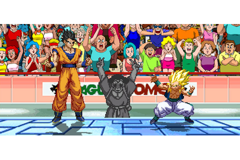 Dragon Ball Z Extreme Butoden Mugen - Download - DBZGames.org