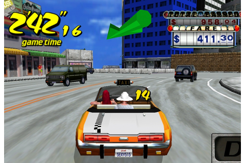 Crazy Taxi Free Download - FREE PC DOWNLOAD GAMES