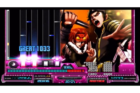 beatmania IIDX 16 PREMIUM BEST - EDEN [ANOTHER] - YouTube