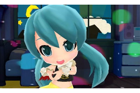 "Crunchyroll - Hatsune Miku Dresses Up in First ""Project ..."