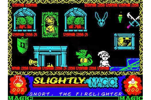 Indie Retro News: Slightly Magic - 8-bit Legacy Edition of ...