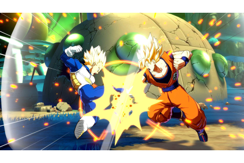 Dragon Ball Fighter Z New Gameplay Videos Showcase Intense ...