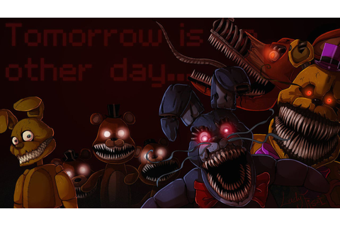 Five Nights at Freddy's 4 » FREE DOWNLOAD | CRACKED-GAMES.ORG