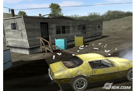 Test Drive: Eve of Destruction Screenshots, Pictures ...