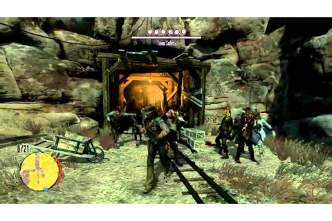 Red Dead Redemption: Undead Nightmare Launch Trailer - YouTube