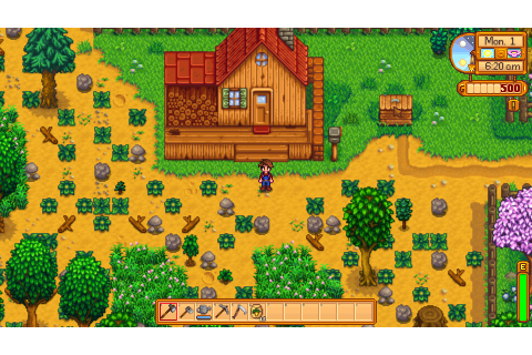 Stardew Valley - Game-Guide