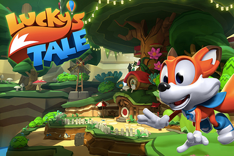 Lucky's Tale, VR's answer to Mario 64, to be included free ...