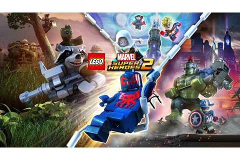 LEGO MARVEL SUPER HEROES 2 - Download [PC Game] - Download ...