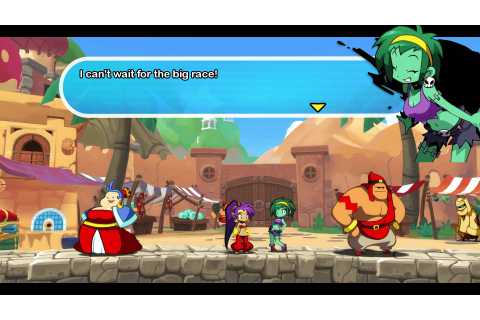Shantae: Half-Genie Hero Ultimate Edition Sets Sail For ...