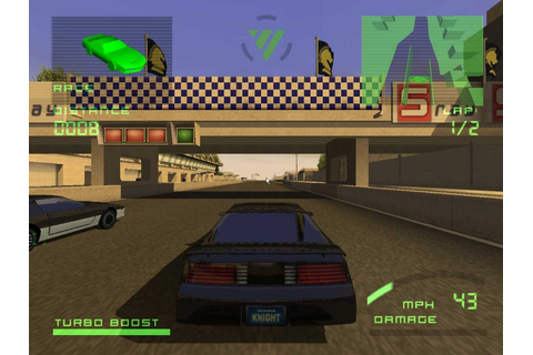 HIGHLY COMPRESSED PC GAMES : Knight Rider 1