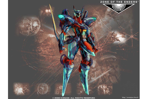Pretty Cool Games: (Z.O.E.) ZONE OF THE ENDERS!