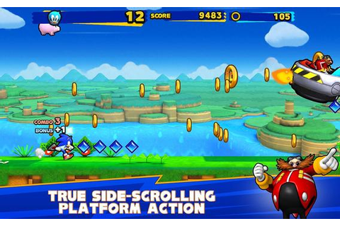 Sonic Runners for Android - APK Download