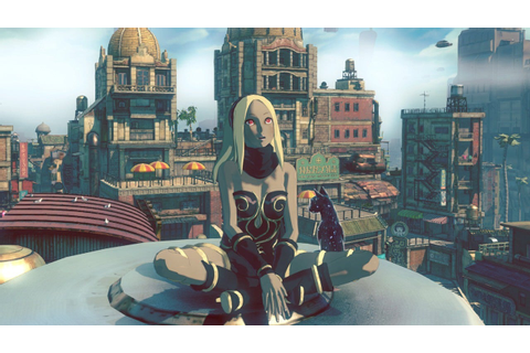 Gravity Rush 2 Review - IGN