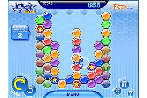 Download game Hexic Deluxe for PC