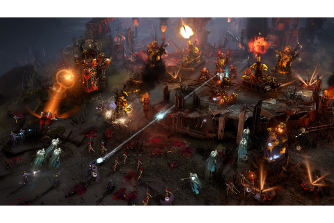 Warhammer 40,000: Dawn of War III Review | USgamer