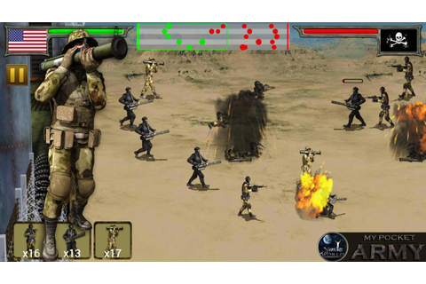My Pocket Army (War Game) APK Download - Free Strategy ...