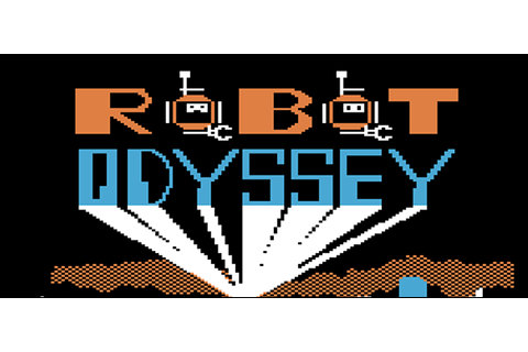 Play Robot Odyssey, Which Inspired a Generation of ...