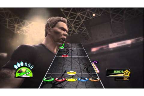 Guitar Hero Metallica - Nothing Else Matters - Expert ...