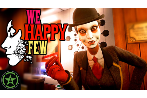 Let's Watch - We Happy Few (Game Preview) - YouTube
