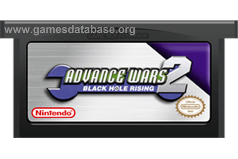 Advance Wars 2: Black Hole Rising - Nintendo Game Boy ...