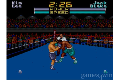 Muhammed Ali Heavyweight Boxing Download on Games4Win