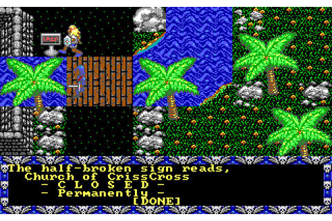 Prophecy: The Fall of Trinadon (1989 - DOS). Ссылки ...