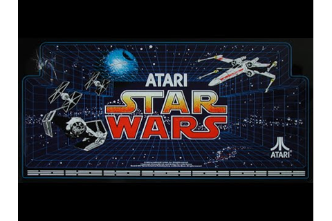 Star Wars Arcade Games (Star Wars, Empire Strikes Back ...
