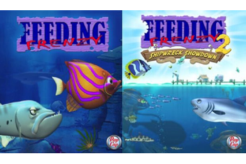 Feeding Frenzy 1 + 2 Free Download « IGGGAMES